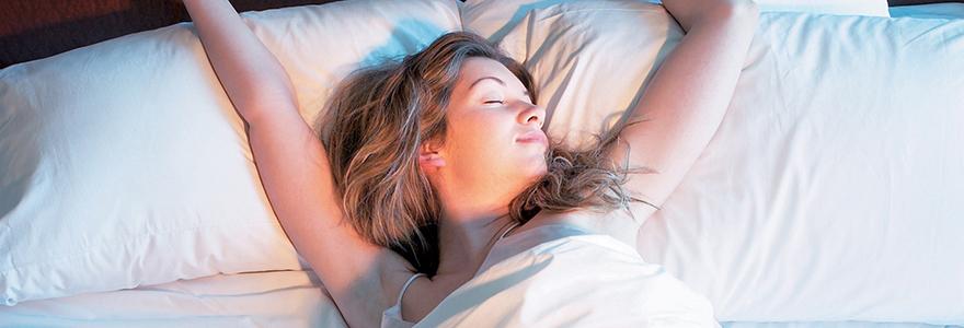 activité physique et sommeil