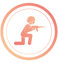 Tir au pistolet