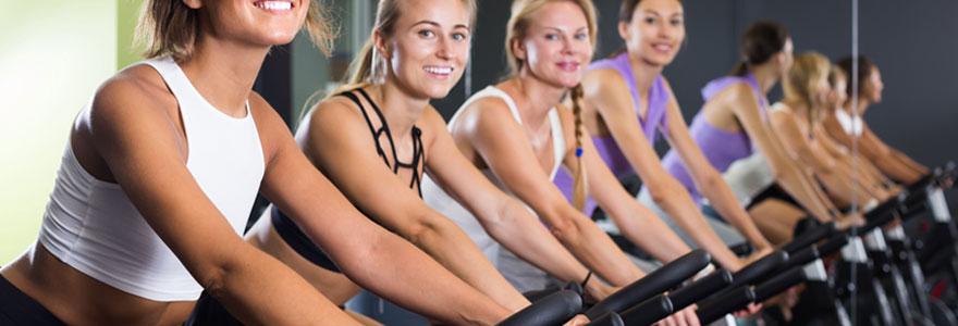 Salle de sport réservée aux femmes