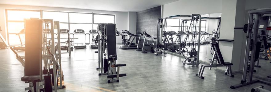 une salle de sport à Brignais