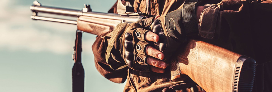 armes de chasse